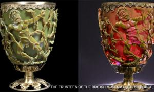 Goblet - Romans Used Nanotechnology