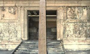 Rome Sundial Secrets