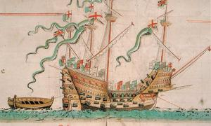 Mary Rose: Tudor Painting and Tidal Analysis Offer Clues as to why it sank