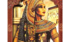 The sacred and magical sistrum of ancient Egypt