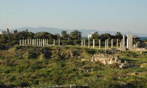 The Ancient Ruins of Salamis