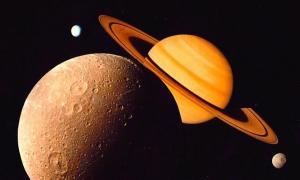 Saturn and Solar System Birth