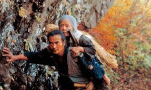 A scene from The Ballad of Narayama