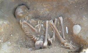 4,000 years old Graves in Scotland
