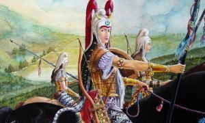 Scythian Warriors