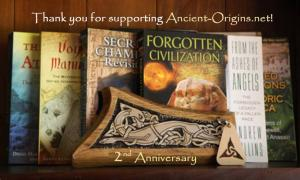Second anniversary - Ancient Origins