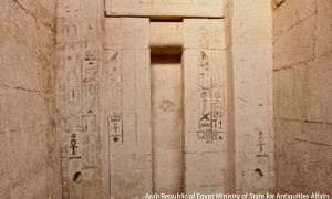 Secret Tomb found in Egypt