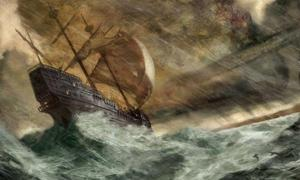 Treasures of the Diamond Shipwreck to be Revealed for First Time