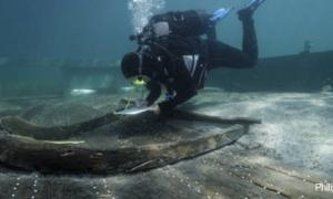 Boat Wreck Croatia