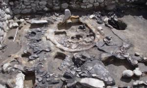 In a shrine in a hilltop fortress in ancient Armenia, seers may have tried for foresee of even change the future.