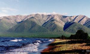 Lake Baikal - Siberia