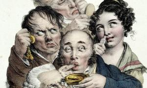 Odeuropa will publish a smell encyclopedia, after research into historic smells. This is a groundbreaking sensory archaeology project which has been awarded a grant by the EU Horizon 2020 program. Source: Wellcome Trust / CC BY 4.0