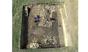 Ancient Remains at Somerset