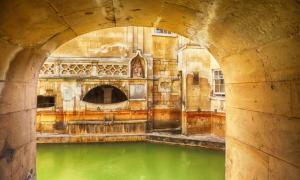 Roman spa. Source: araraadt / Adobe Stock.