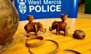 British Metal Detectorist Reunites Stolen Ancient Treasure with Owner