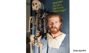 stonehenge bones