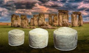 The Folkton drums