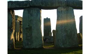 Stonehenge - Sun