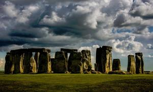 Is Stonehenge a Prehistoric Ancestor of the Flatpack Furniture?