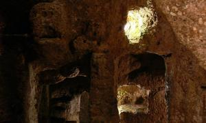 The subterranean wonder of the Celtic Hypogeum
