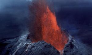 Human Origins Sumatra Volcanic Eruption