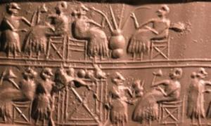 Sumerian Beer