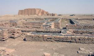 Ancient Sumerian Temple