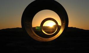 Summer solstice Utah sunrise. Source: Heath /Adobe Stock