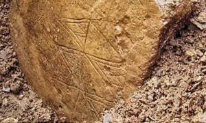 3,500-year-old Neolithic art in Scotland