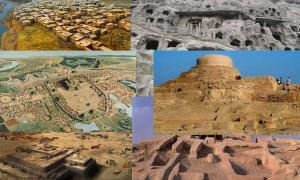 Ten Cities from the Ancient World