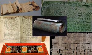 Ten incredible texts from our ancient past