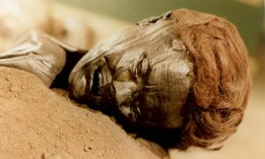 Grauballe Man: Ritual Sacrifice or a  2,300-Year-Old Murder Mystery?