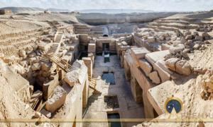 The Osirion temple at Abydos, Egypt by Konstantin (Adobe Stock)