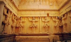 Thracian Tomb - Orpheus Myth