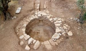 New Information Comes to Light on a Unique Mycenaean Tholos Tomb