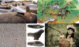 Top 10 Archaeological Discoveries of 2020