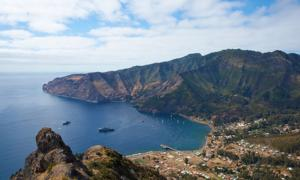 Robinson Crusoe Island is being searched by Dutch treasure hunter.  Source: JeremyRichards / Adobe Stock