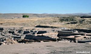 Ancient Structur e in Turkey