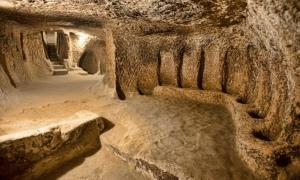 Massive 5,000-year-old underground city uncovered in Cappadocia, Turkey