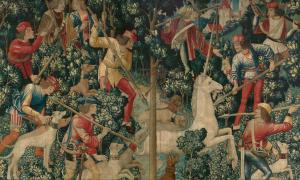 Do the Unicorn Tapestries Tell Christ's Story?