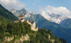 Vaduz Castle in the capital of Liechtenstein.             Source:  lic0001/Adobe Stock