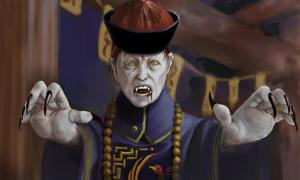 The Living Dead: Chinese Hopping Vampires