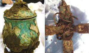 Treasure hunter - Viking Hoards in Scotland