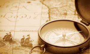 Voyage Compass