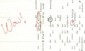 The WOW! Signal - Alien Transmission