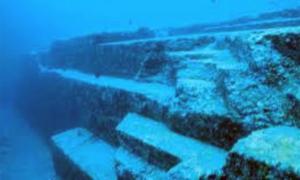 Yonaguni Underwater Japan