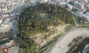 Yumuktepe mound in Mersin, Turkey  Source:  Essizmercin.com