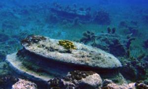 Zakynthos underwater ruins