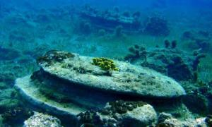 Submerged Ancient Buildings Discovered in Zakynthos