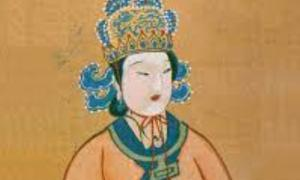 Ancient female 'prime minister' in China